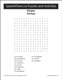 Spanish wordsearch PDF
