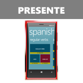 Spanish Present Tense Verbs Study Guide